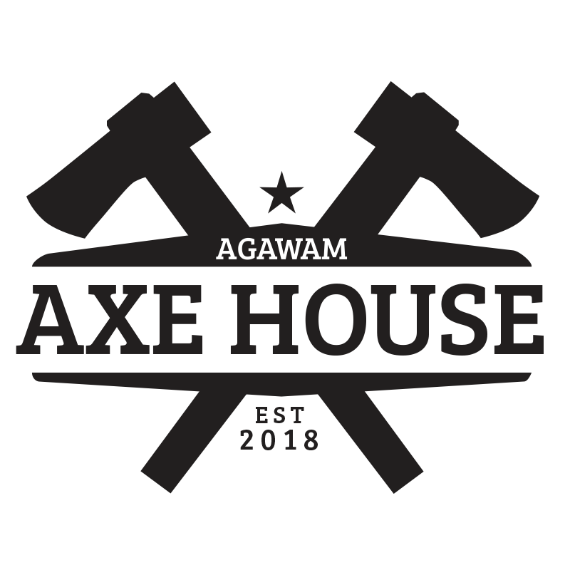 Agawam Axe House, Agawam Axe, Axe House, The Axe House, Agawam MA, Axe Throwing, Leagues