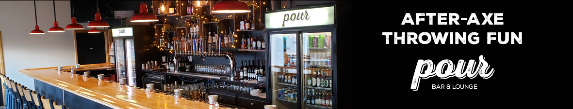 Pour Bar and Lounge - Bar and lounge - local bar
